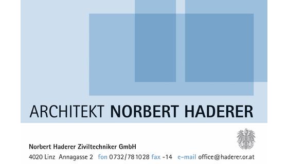 Architekturbüro Norbert Haderer ZiviltechnikerGmbH