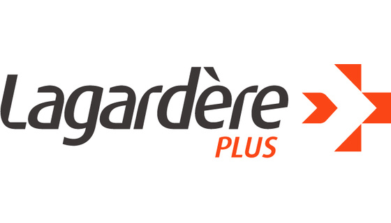 Logo Lagardère PLUS Germany GmbH