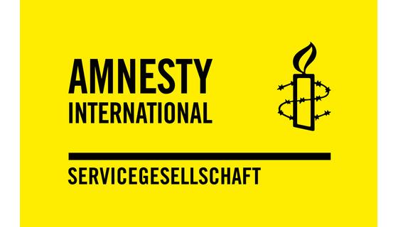 Logo Amnesty Service gGmbH
