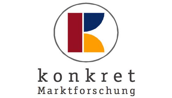 Logo Konkret Marktforschung GmbH