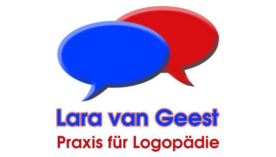 Logo Praxis für Logopädie Lara van Geest