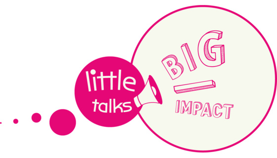 Logo little talks Fundraising